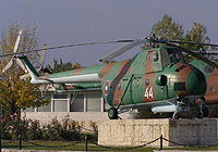 Helicopter-DataBase Photo ID:3917 Mi-4 Museum Krumovo - Bulgarian Air Force Museum 44