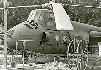 Helicopter-DataBase Photo ID:4454 Mi-4 Naval Museum Varna 45