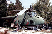 Helicopter-DataBase Photo ID:6194 Mi-4 Naval Museum Varna 45