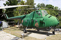Helicopter-DataBase Photo ID:15154 Mi-4 Naval Museum Varna 45