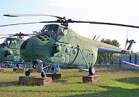 Helicopter-DataBase Photo ID:3916 Mi-4MÄ Museum Krumovo - Bulgarian Air Force Museum 53 cn:17165