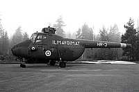 Helicopter-DataBase Photo ID:1514 Mi-4 Finnish Aviation Museum HR-3 cn:09114