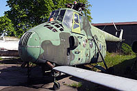 Helicopter-DataBase Photo ID:13369 Mi-4 Aviation Museum Praha-Kbely 0751 cn:0751