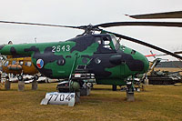 Helicopter-DataBase Photo ID:16851 Mi-4 Air Park Zruč 2543 cn:12143
