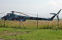 Helicopter-DataBase Photo ID:3930 Mi-4 Museum of Aviation and Transport 5153 cn:05153