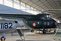 Helicopter-DataBase Photo ID:16513 Mi-4S Museum of the Indonesian Air Force H-200