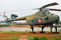 Helicopter-DataBase Photo ID:1256 Mi-4 Museum of the Indonesian Armed Forces HA-5007