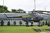 Helicopter-DataBase Photo ID:14567 Mi-4 Museum of the Indonesian Armed Forces HA-5007