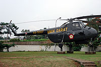 Helicopter-DataBase Photo ID:17682 Mi-4 Museum of the Indonesian Armed Forces HA-5007
