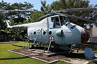 Helicopter-DataBase Photo ID:17995 Mi-4 Museum of the Indonesian Naval Force (no registration)