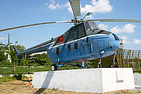 Helicopter-DataBase Photo ID:3884 Mi-4S Vietnam People's Air Force Museum 151D