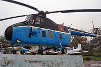 Helicopter-DataBase Photo ID:16850 Mi-4S Vietnam People's Air Force Museum 151D