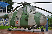 Helicopter-DataBase Photo ID:15153 Mi-4 Indian Air Force Museum BZ531