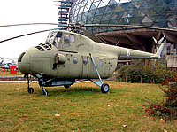 Helicopter-DataBase Photo ID:3924 Mi-4 Aeronautical Museum 12013 cn:06103