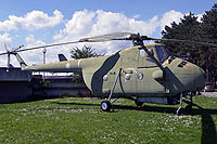 Helicopter-DataBase Photo ID:15735 Mi-4 Museum Belgrade 12013 cn:06103