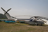 Helicopter-DataBase Photo ID:9968 Mi-6 Civil Aviation Museum 0122 cn:710745