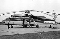 Helicopter-DataBase Photo ID:1241 Mi-6 MAP MVZ CCCP-06174 cn:5682010V