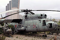 Helicopter-DataBase Photo ID:11173 Mi-6 Exhibition of Aviation Khodynskoe Pole 29 red cn:7683209V