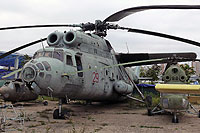 Helicopter-DataBase Photo ID:14999 Mi-6 Exhibition of Aviation Khodynskoe Pole 29 red cn:7683209V