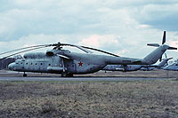Helicopter-DataBase Photo ID:13415 Mi-6 239th Independent Helicopter Regiment 57 red cn:5682301V