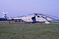Helicopter-DataBase Photo ID:12512 Mi-6AYa (Mi-6VzPU) 199th Independent Helicopter Squadron 61 red cn:0690