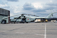 Helicopter-DataBase Photo ID:13416 Mi-6A 239th Independent Helicopter Regiment 79 red cn:736907V