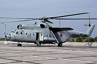 Helicopter-DataBase Photo ID:13417 Mi-6A 239th Independent Helicopter Regiment 82 red cn:0603
