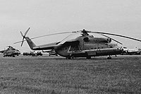 Helicopter-DataBase Photo ID:17130 Mi-6 Soviet Air Force 99 red