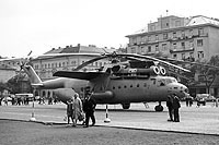 Helicopter-DataBase Photo ID:11905 Mi-6 Soviet Air Force