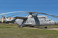 Helicopter-DataBase Photo ID:15903 Mi-6 Museum of the Armed Forces of the Republic of Kazakhstan