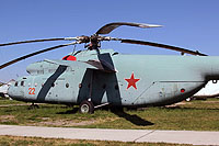 Helicopter-DataBase Photo ID:14521 Mi-6A State Aviation Museum 22 red cn:0562