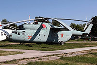 Helicopter-DataBase Photo ID:14477 Mi-6A State Aviation Museum 22 red cn:0562