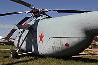 Helicopter-DataBase Photo ID:14480 Mi-6A State Aviation Museum 22 red cn:0562