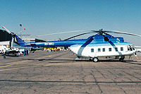 Helicopter-DataBase Photo ID:7849 Mi-8PS Air Cess 3D-MIO cn:8169