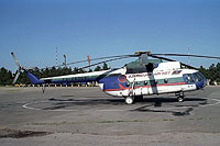 Helicopter-DataBase Photo ID:1108 Mi-8T Azerbaijan Airlines 4K-24168 cn:98941998