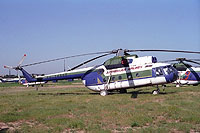 Helicopter-DataBase Photo ID:11959 Mi-8T Azerbaijan Airlines 4K-24590 cn:98839403