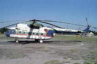 Helicopter-DataBase Photo ID:11962 Mi-8T Azerbaijan Airlines 4K-24596 cn:98839439