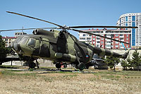 Helicopter-DataBase Photo ID:15131 Mi-8T Azerbaijan Military History Museum