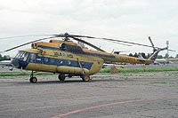 Helicopter-DataBase Photo ID:11956 Mi-8T AISI 4L-24204 cn:98730131