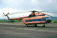 Helicopter-DataBase Photo ID:4136 Mi-8T AISI 4L-24667 cn:9815727