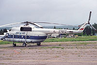 Helicopter-DataBase Photo ID:11958 Mi-8T AISI 4L-27012 cn:99254362
