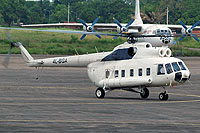 Helicopter-DataBase Photo ID:6533 Mi-8PS Tusheti 4L-BGA cn:8561
