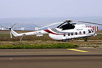 Helicopter-DataBase Photo ID:15435 Mi-8TP HELISOTA 4L-BIL cn:99254381
