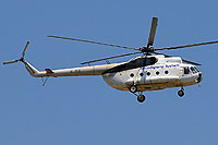 Helicopter-DataBase Photo ID:13986 Mi-8T Tusheti 4L-TIS cn:8231
