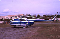 Helicopter-DataBase Photo ID:4140 Mi-8T Georgian Air Force 02 blue