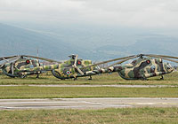 Helicopter-DataBase Photo ID:4818 Mi-8T Georgian Air Force 09 blue