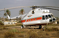 Helicopter-DataBase Photo ID:2035 Mi-8T Libyan Air Force 8111 cn:33311