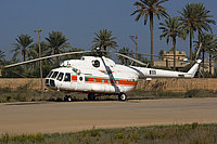Helicopter-DataBase Photo ID:2074 Mi-8T Libyan Air Force 8111 cn:33311