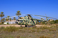 Helicopter-DataBase Photo ID:1598 Mi-8T Libyan Air Force 8220