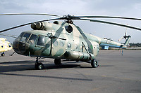 Helicopter-DataBase Photo ID:2011 Mi-8T Libyan Air Force 8220